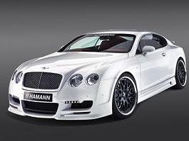 Hamann Bentley Continental GT a GT Speed: úprava designu i techniky: titulní fotka