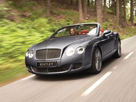 Bentley Continental GTC Speed má přes 600 koní: titulní fotka