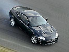 Detriot 2009: Jaguar XK a XKR modelového roku 2010: titulní fotka