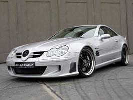 Kicherer Mercedes-Benz SL Evo II: ostřejší styl pro starší model: titulní fotka