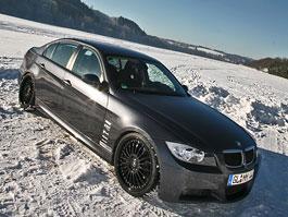 BMW 320d: s paketem pro zimní dovádění: titulní fotka
