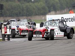 Caterham Race Academy: Na start!: titulní fotka