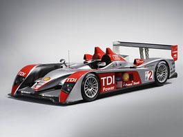 Audi R10 bude závodit dál: titulní fotka