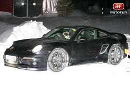 Spy Photos: Porsche 911: titulní fotka