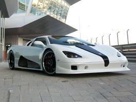 SSC Ultimate Aero EV: Nejrychlejší sériový elektromobil: titulní fotka