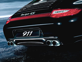 Porsche 911: nový sportovní výfuk přímo z automobilky: titulní fotka