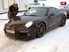 Spy Photos: Porsche 911 Carrera, generace 998?: titulní fotka