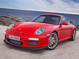 Porsche 911 GT3: modernizovaný sportovec (další foto): titulní fotka