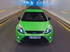 Ford Focus RS: konečně oficiální a podrobné údaje (nové foto): titulní fotka