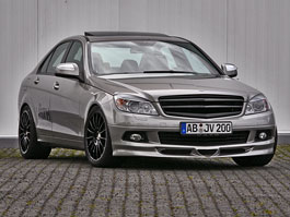 Väth Mercedes-Benz C200K: více síly pro čtyřválec: titulní fotka