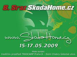 8. Sraz SkodaHome.cz: titulní fotka