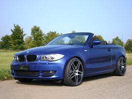 BMW 1 Cabrio: poněkud nevýrazná úprava od Lumma Design: titulní fotka