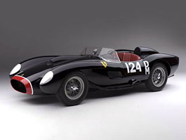 Ferrari 250 Testa Rossa: závodní klasika míří do aukce: titulní fotka