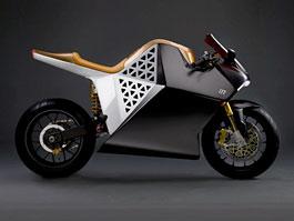 Elektrická motorka Mission One umí 240 km a 240 km/h: titulní fotka