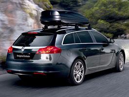 Opel/Vauxhall Insignia: doplňky od výrobce a Irmscheru: titulní fotka