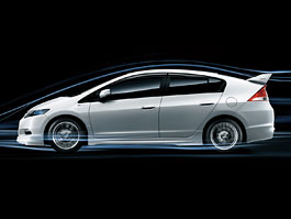 Mugen Honda Insight: ještě zelenější ekoauto: titulní fotka