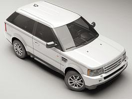 ARK ReDesign Range Rover: skutečný Range Sport: titulní fotka