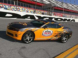 Chevrolet Camaro SS: Pace Car pro Daytona 500: titulní fotka