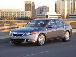 Chicago 2009: Acura TSX V6: titulní fotka