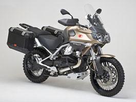 Moto Guzzi news 2009: Griso SE, Stelvio TT a další: titulní fotka