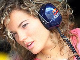 Nejhezčí dívky Red Bull Formula UNAS - II: titulní fotka