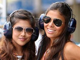 Nejhezčí dívky: Red Bull Formula UNAS - III: titulní fotka