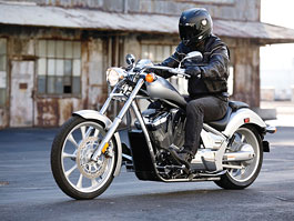 Honda Fury - nový chopper pro Ameriku: titulní fotka