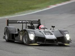 Audi R15 TDI: naftový závodník se poprvé ukázal: titulní fotka