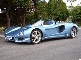 Vision Sportscars Minotaur: mezinárodní mix: titulní fotka