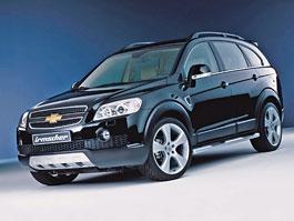 Chevrolet Captiva: sportovní styl od Irmscher: titulní fotka