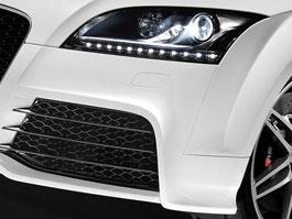 Audi TT-RS: první fotografie a informace: titulní fotka