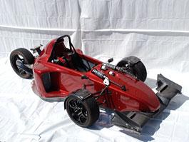 Scorpion Motorsports Prodigy: tři kola a žádné kompromisy: titulní fotka