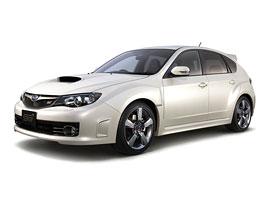 Subaru Impreza WRX STI A-Line: sporťák s automatem: titulní fotka