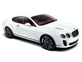 Bentley Continental Supersports: Nejvýkonnější ze všech: titulní fotka