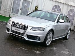 Audi S4 přichází na český trh - první jízdní dojmy: titulní fotka
