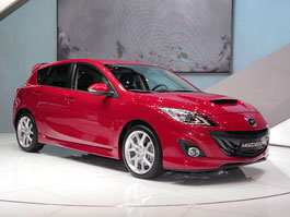 Autosalon Ženeva: Mazda3 MPS živě: titulní fotka