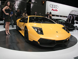 Autosalon Ženeva: Lamborghini Murciélago SV - fotogalerie: titulní fotka