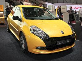Autosalon Ženeva: Clio Renault Sport 200: titulní fotka