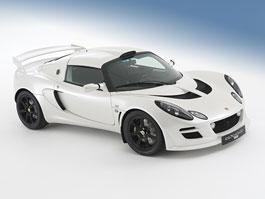Lotus Exige S 2009: facelift pro zasloužilý model: titulní fotka
