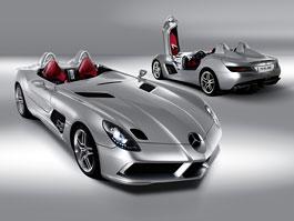 Mercedes-Benz SLR Stirling Moss: velká fotogalerie: titulní fotka