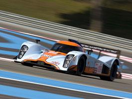 Aston Martin pro Le Mans už testuje: titulní fotka