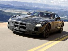 Mercedes-Benz SLS AMG odhalen! Skoro...: titulní fotka