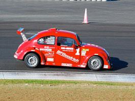VW Beetle vyráží dobýt americké okruhy: titulní fotka