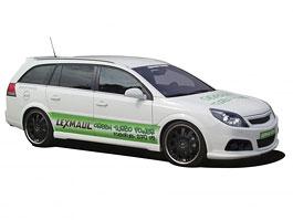 Opel Vectra by Lexmaul: ethanolová labutí píseň: titulní fotka