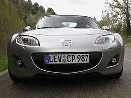 Mazda MX-5: v ČR začíná na 638 tisících: titulní fotka