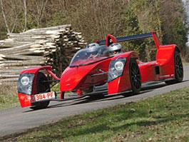 Caparo T1 Race Extreme: nabízí více výkonu i klimatizaci: titulní fotka