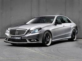 Mercedes-Benz třídy E: nová generace s bodykitem Kicherer: titulní fotka