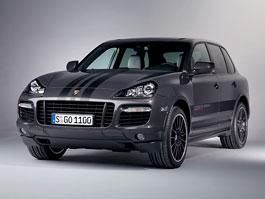 Porsche Cayenne GTS Porsche Design Edition 3: exkluzivní SUV: titulní fotka