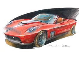 n2a Motors Stinger: inspirováno druhou generací Corvette: titulní fotka