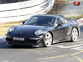 Spy Photos: Porsche 911 Carrera (998): titulní fotka